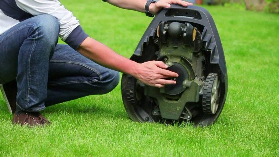 Le top 5 des meilleurs robots tondeuse pour les jardins
