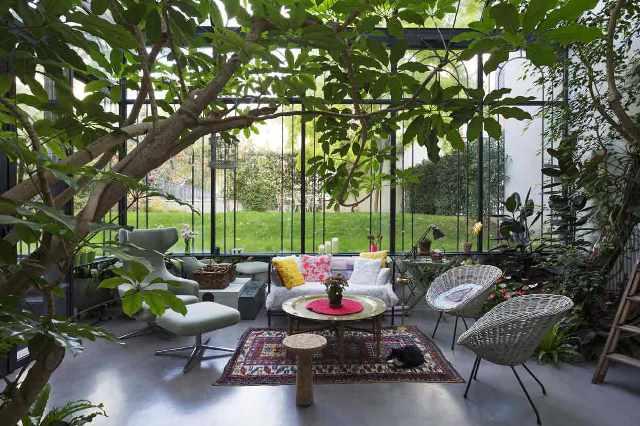 Astuces pour décorer son jardin d'hiver